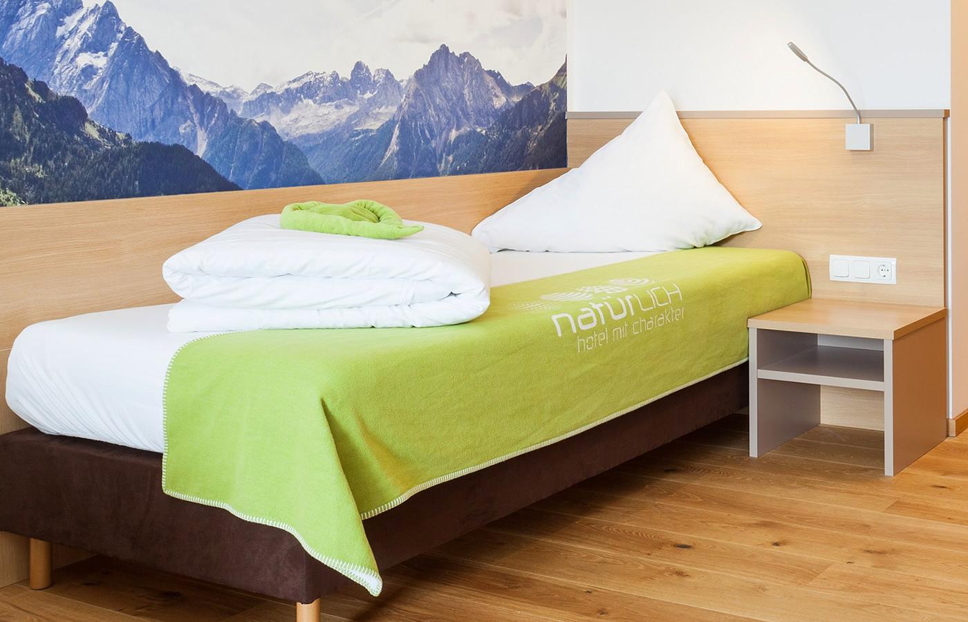 Einzelzimmer in Bikeparknähe - Serfaus-Fiss-Ladis in Tirol.