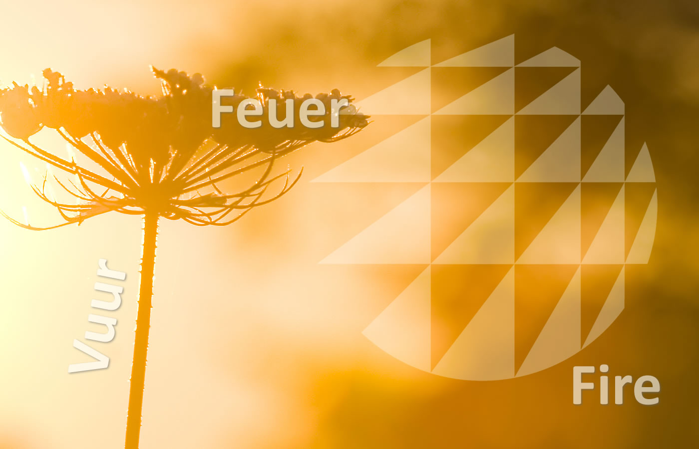 Element Feuer im Hotel Natürlich in Fiss, Tirol.